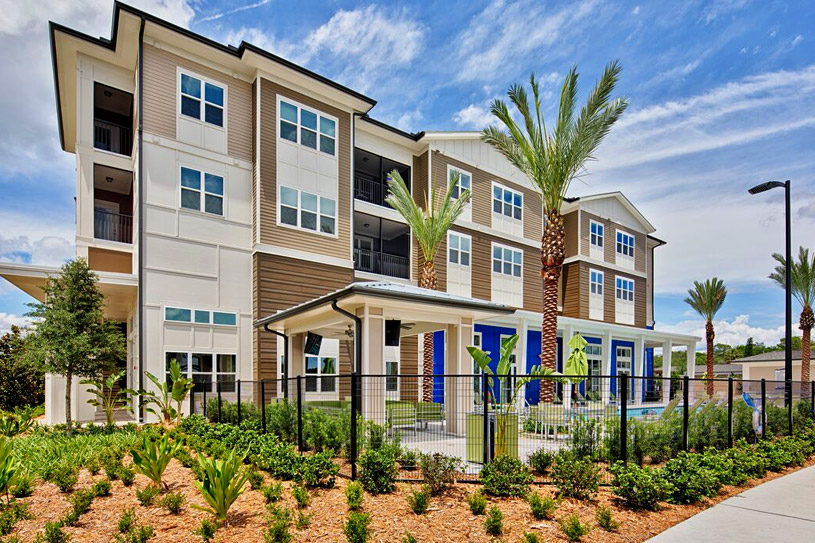 Multifamily Projects Landsouth Construction